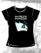Koszulka Damska Marilyn Manson