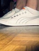 Białe trampki puma r39