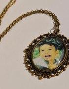 Medalion ze zdjęciem