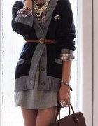 Preppy style perfect for school