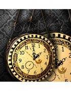 Okrągły zegar