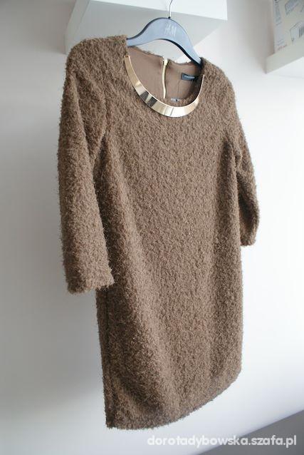 vera&lucy sweterek z blaszka