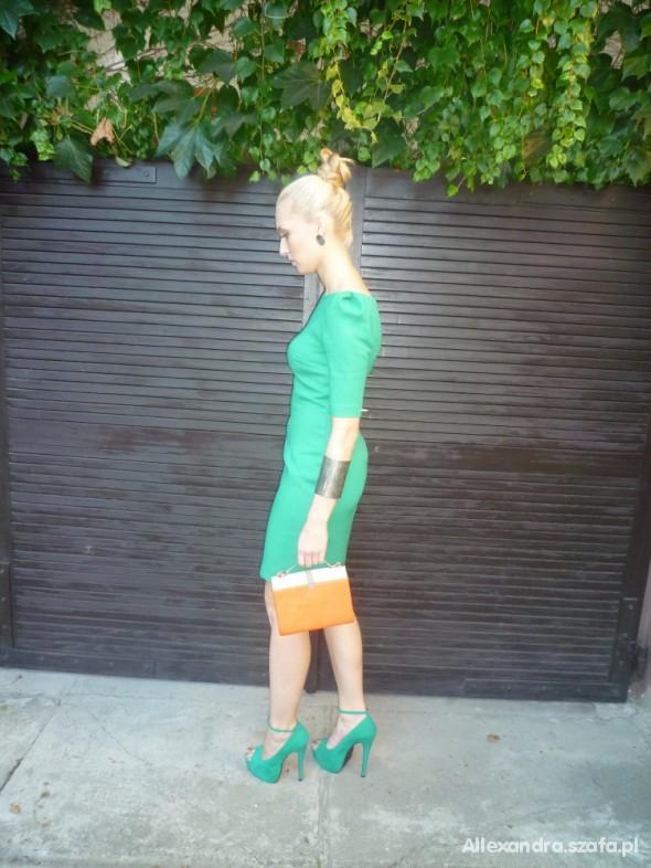 Mój styl I like green
