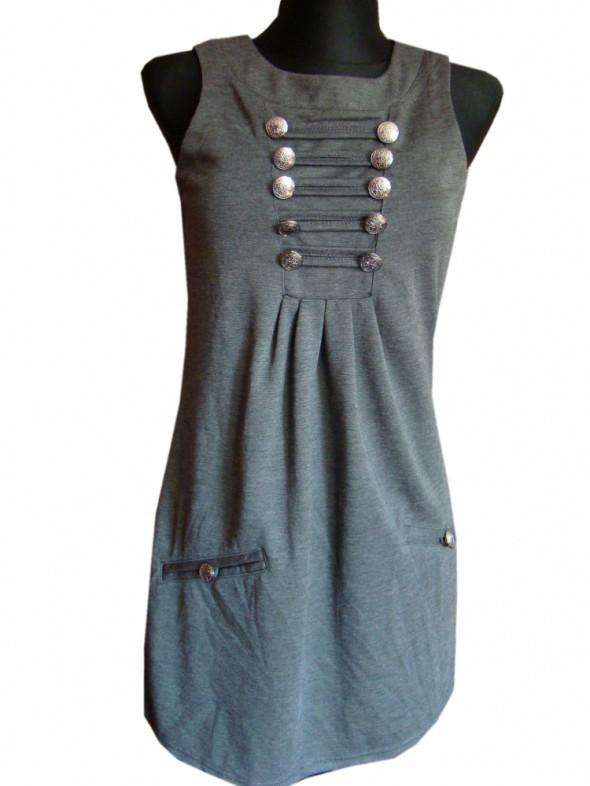 Suknie i sukienki Jesienna sukienka S