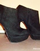 New Look Black High Heels Boots Alla Lity 38