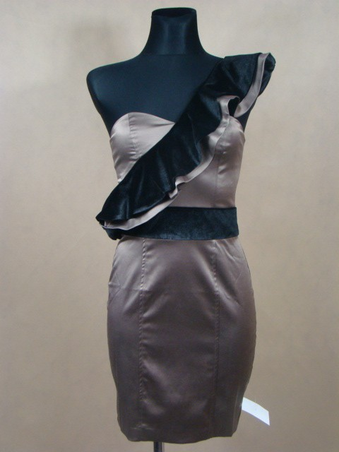 Wieczorowa sukienka Tuba Cappuccino...