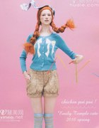 Cute style otome kei lolita fashion