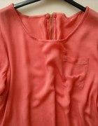 nowa bluzka z zamkiem na plecach 29zł