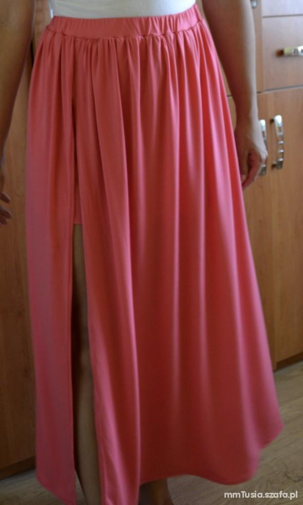 Spódnice Długa spódnica maxi