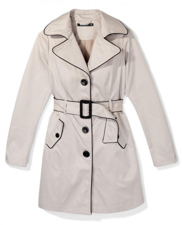 Odzież wierzchnia okazja płaszcz mohito