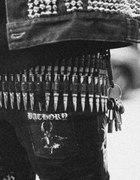 bullet belt taśma z nabojami