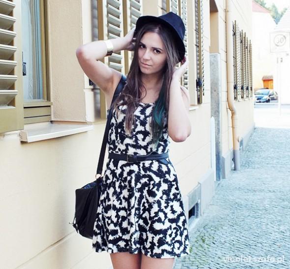 Mój styl sukienka z sh