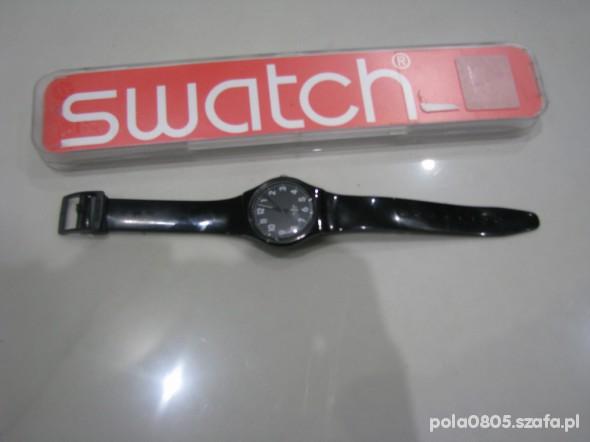 Pozostałe zzegarek swatch