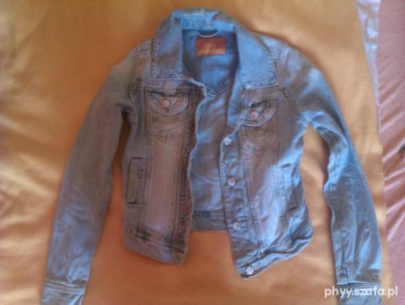 Odzież wierzchnia Dżinsowa kurta rozmiar XS Fishbone