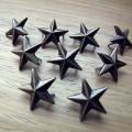 Ćwieki gwiazdki stare zloto