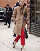 Szukam Beżowego płaszcza ciepłego