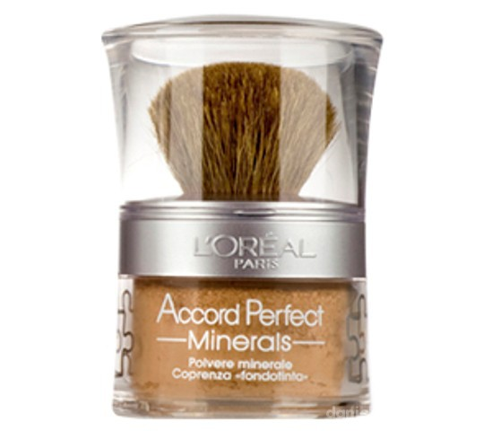 LOREAL TRUE MATCH MINERALS N5 Golden sand