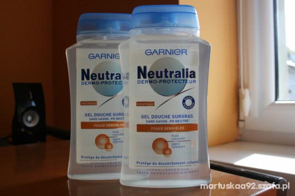 Garnier Neutralia żel Pod Prysznic W Ciało Szafapl