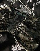 koronkowa torebka kokardka glamour gothic rock
