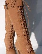 śliczne buty na zimę