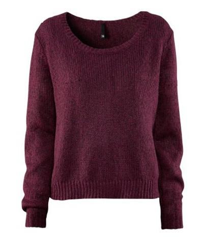 szukam burgundowy bordowy sweter