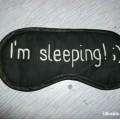 opaska na oczy do spania