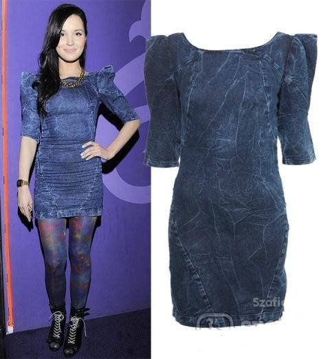 sukienka mariny jeansowa 36...