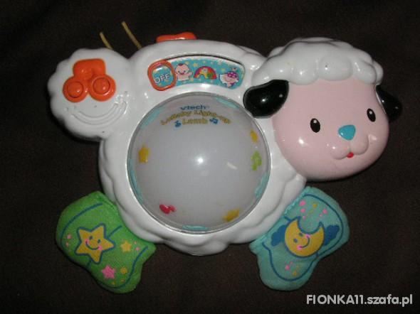 Zabawki grająca świecąca owieczka vtech