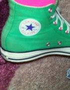Zielone...