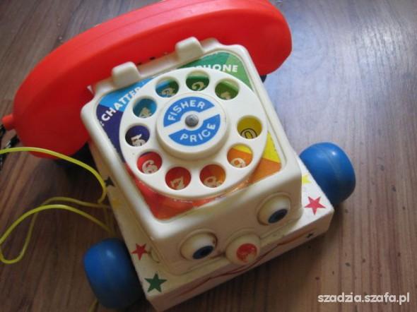 Zabawki FISHER PRICE TELEFON