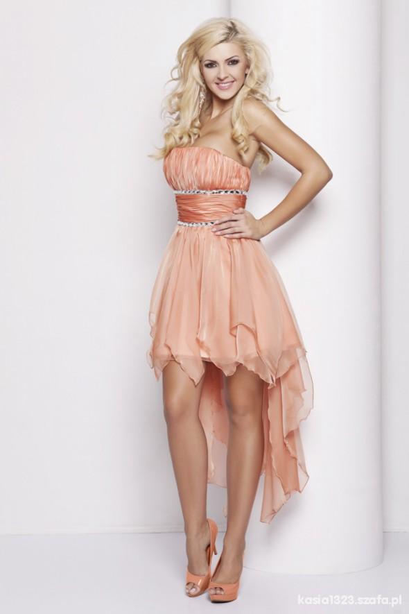 Suknie i sukienki Sukienka na studniówkę wesele Sylwester