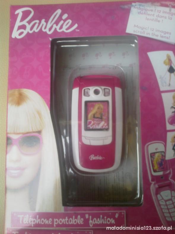 Zabawki Telefon Barbie