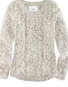 Melanżowy sweter H&M