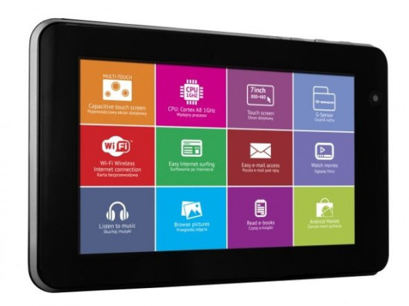 Pozostałe Tablet Lark FreeMe 702S