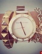 zegarek złoty na bransolecie