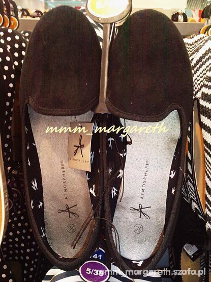 Loafers czarne