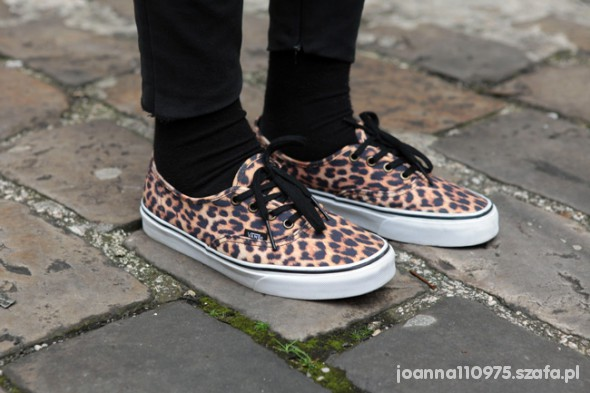 Vans leopard w Obuwie Szafa.pl