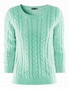 Mint Sweater...