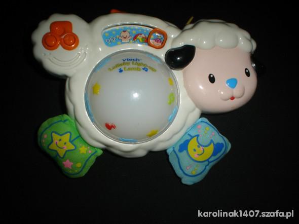 Zabawki Owieczka Vtech z kołysankami uspokajacz