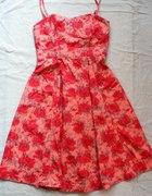 H&M sukienka pin up retro vintage
