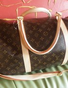 LV Louis Vuitton Keepall