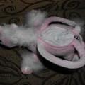 rózowa torebeczka jednorozec dla modnisi