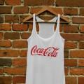top koszulka coca cola xs lub s