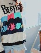 bluza the beatels lub inny zespół clasic rock