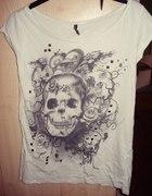 WYMIANAsprzedaż t shirt koszulka z czaszką...