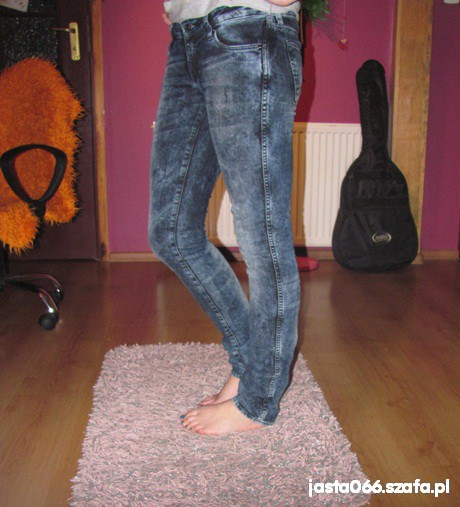 Spodnie Spodnie rurki H&M