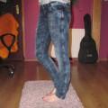 Spodnie rurki H&M