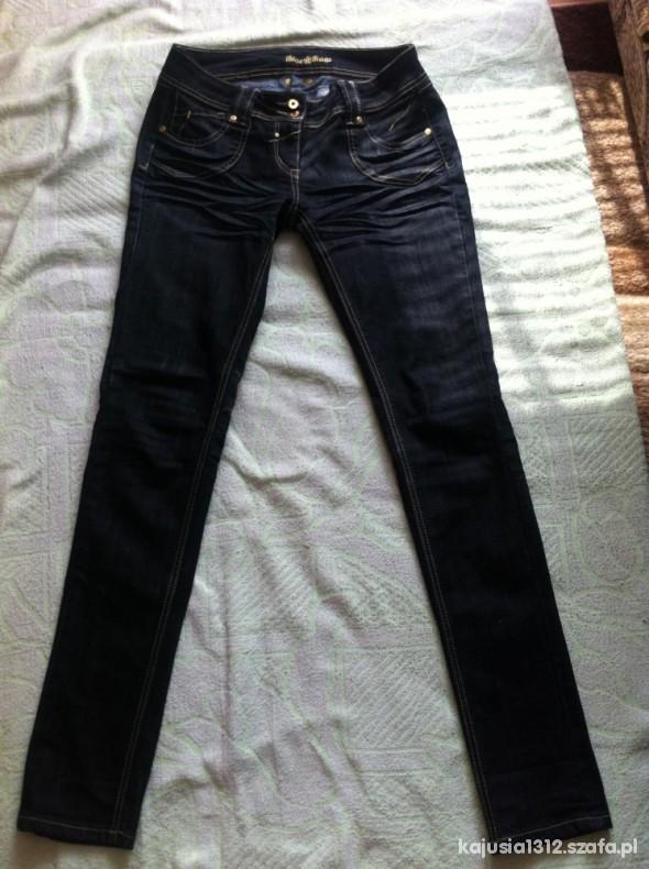Spodnie Skinny Jeans czyli rurki Idealne