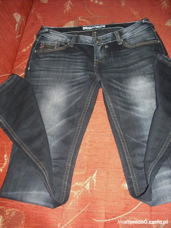 Spodnie Ciemne ruruki