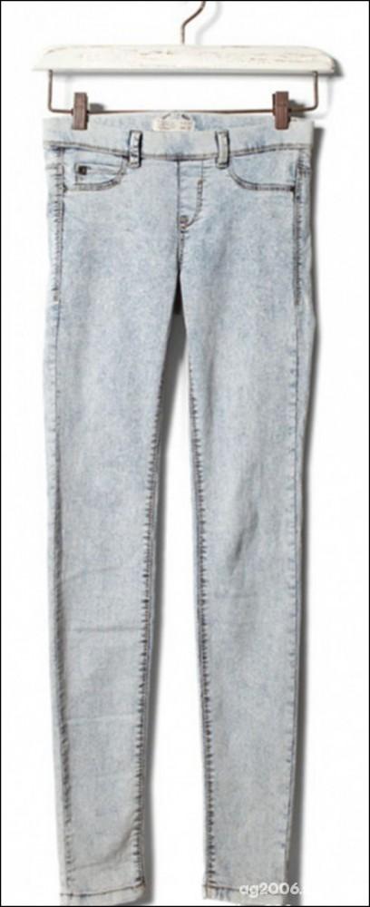 Spodnie Marmurki Pull&Bear